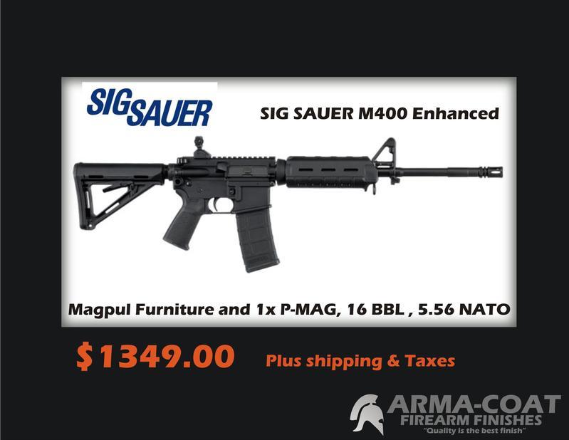 ArmaCoat M400