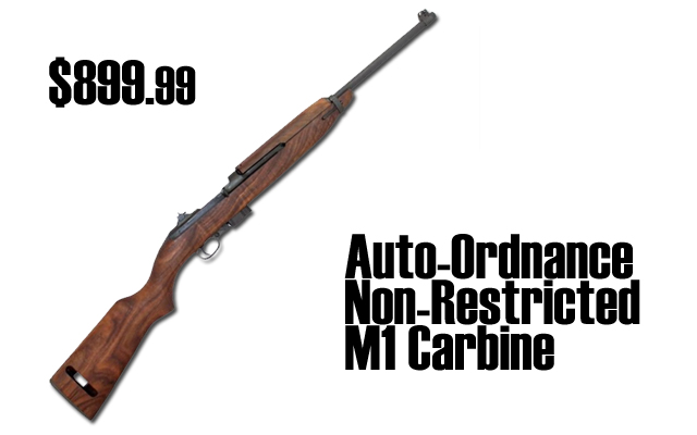 Auto Ordannce Non-Restricted M1 Carbine