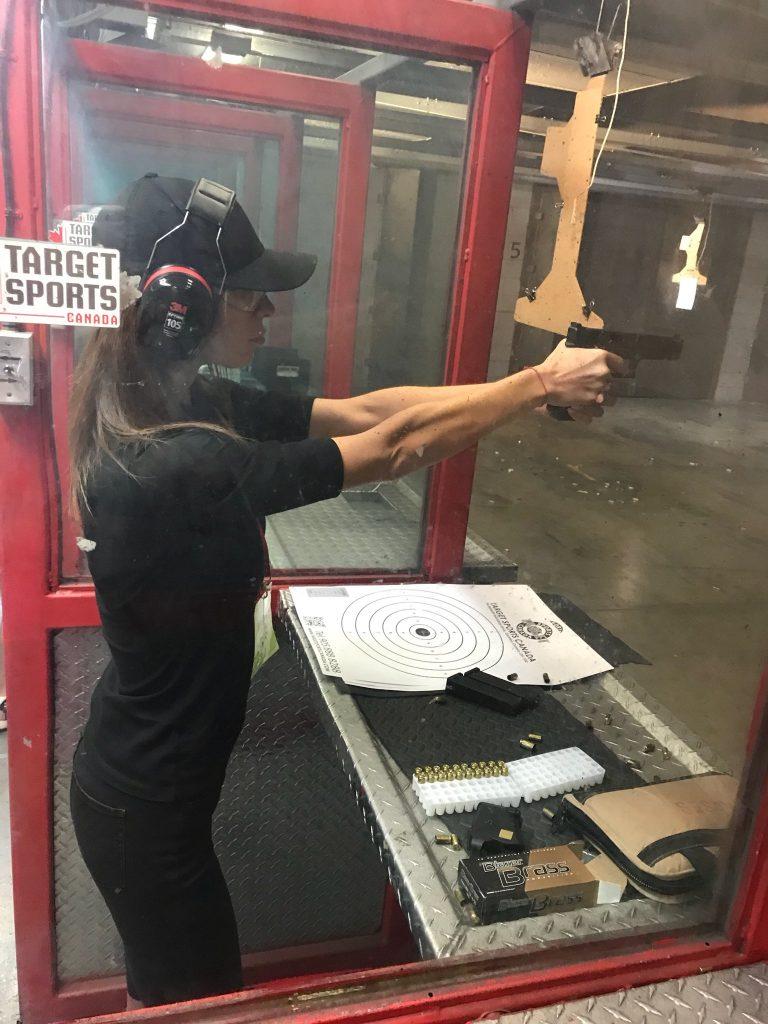 Faith Goldy Shooting