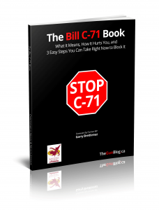 The Bill C-71 Book Cover Canada Firearms